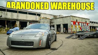 DRIFTING AT AN ABANDONED WAREHOUSE!