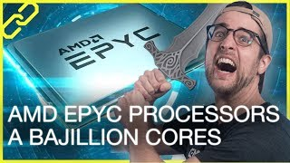 AMD EPYC processors, Google City, Netflix Interactive Storytelling