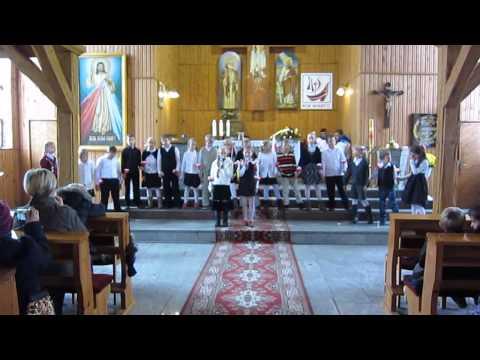 Dziś do ciebie przyjść nie mogę - Dzień Niepodległości w kościele w Osiecznicy