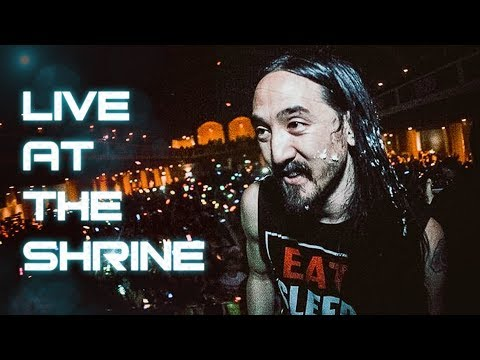 Steve Aoki: Live at the Shrine (Full Length Show ft. Linkin Park, Kid Cudi, Iggy Azalea, and more!)