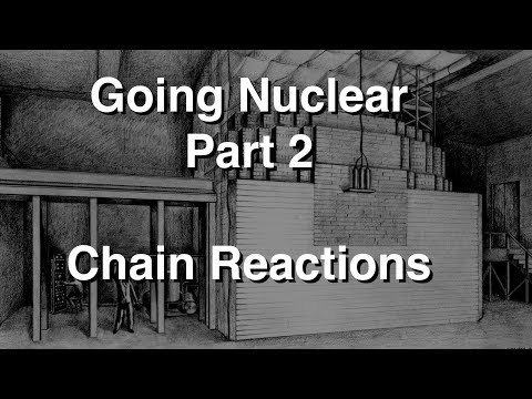 Going Nuclear – The Science Of Nuclear Weapons – Part 2 – Chain Reactions