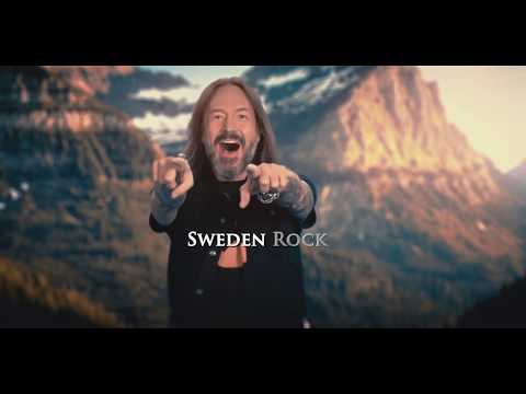 HAMMERFALL - (We Make) Sweden Rock (Official Lyric Video) | Napalm Records