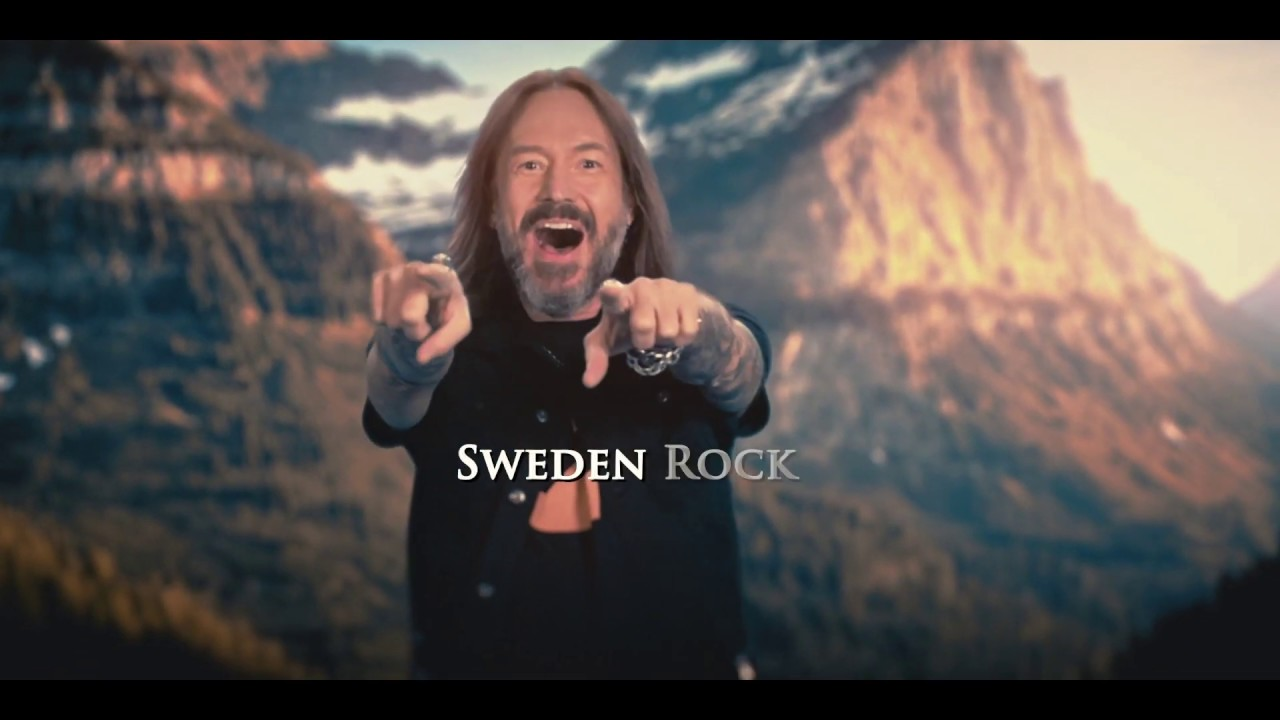 HAMMERFALL — (We Make) Sweden Rock (Official Lyric Video) | Napalm Records