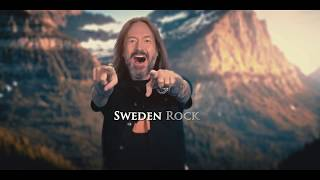HAMMERFALL - (We Make) Sweden Rock (Official Lyric Video) | Napalm Records YouTube Videos