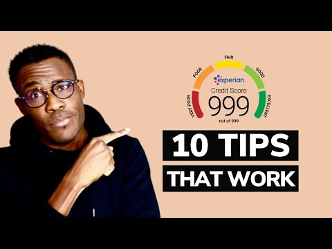 How to improve my credit score UK – 10 tips that work