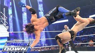 AJ Styles vs. The Miz: SmackDown, Jan. 4, 2016