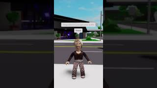 When Karen Doesn't Like Your Outfit (meme) Roblox   Brookhaven RP #shorts