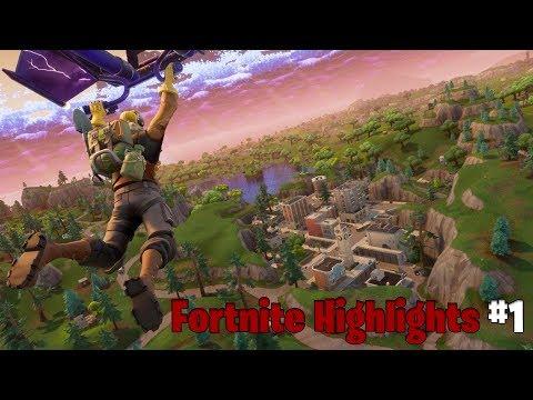Fortnite Highlights | Episode #1