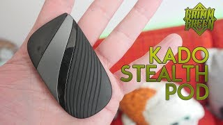 Kado Stealth ~ Pod Vape ~ Review
