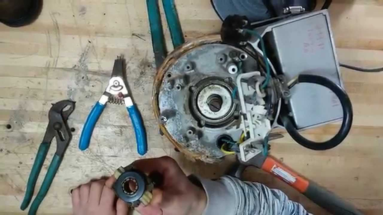 softub pump puuf1508mf pump rebuild part 008 - youtube 95 yj blower motor diagram