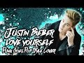"""Justin Bieber - Love Yourself [Band: The Last Sleepless City] (Punk Goes Pop Style Cover) """"Pop Punk"""""""