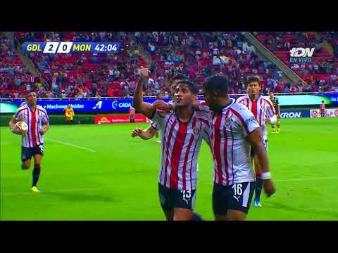 Guadalajara 3 - 2 Morelia Jornada 2 Apertura 2018 Copa MX