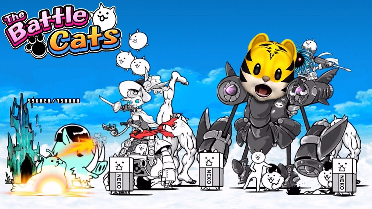 Which battle cats hack version works? — Canalcine