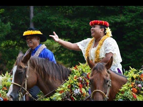 Queen Emma Festival - Eo e Emalani i Alaka