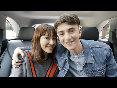 Greyson Chance sings new single, 'No Fear' and covers Sam Smith's 'Stay With Me'