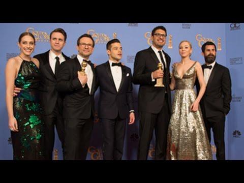 Mr. Robot - Pressroom - Golden Globes 2016
