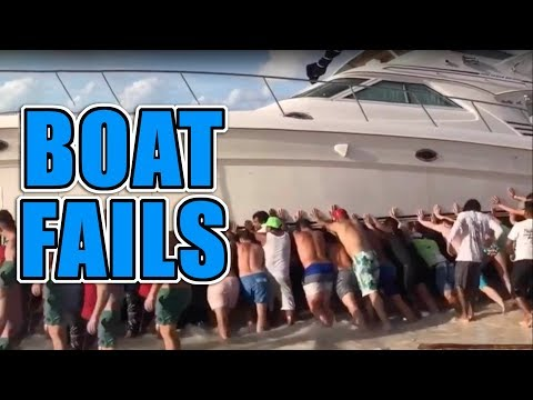 Fun Boat Fails to get you through the week
