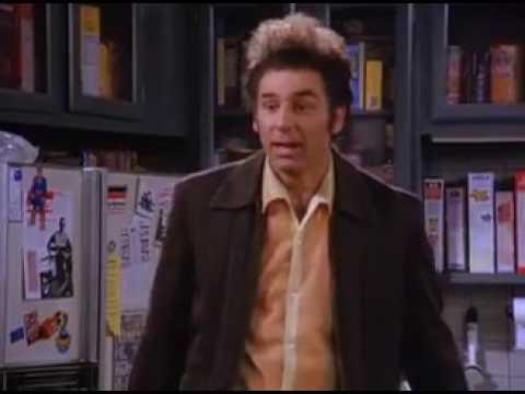 Seinfeld - Kramer's First Name