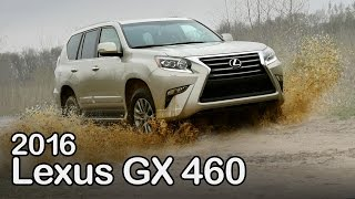 2016 Lexus GX 460 Review: Curbed with Craig Cole