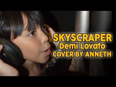 ANNETH (8 year old) cover SKYSCRAPER - Demi Lovato
