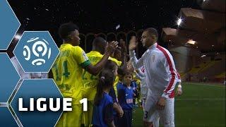 AS Monaco - FC Nantes (1-0)  - Résumé - (MON - FCN) / 2014-15