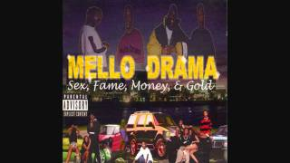 Mello Drama - Luv Ya So Much 1999 Gary IN