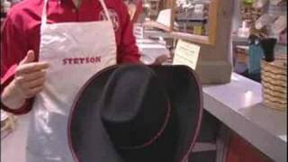 Picking & Taking Care of Cowboy Hats : Styles of Cowboy Hats