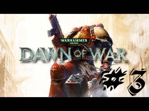Dawn of War II [Part 3] Captain Rico Saved my Life