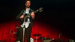 Live in Vancouver: Aidan Knight - Knitting Something Nice For You