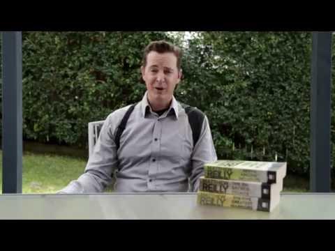 Matthew Reilly introducing The Four Legendary Kingdoms