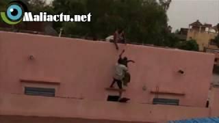Voici l'incroyable scène de sauvetage d'un autre héros