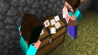 Лучший Прикол В истории Minecraft!!СМОТРЕТЬ ВСЕМ!!!!!(Minecraft битва!