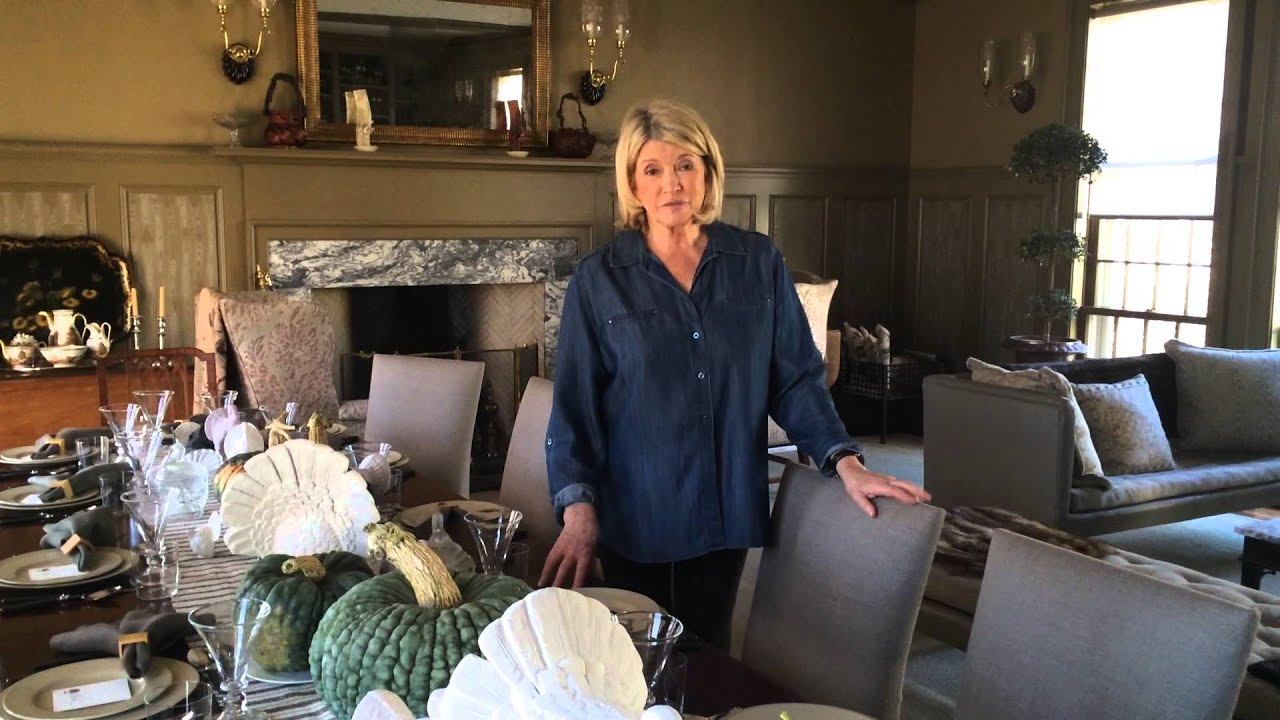 From Martha\'s Kitchen: Thank You for Joining Me & Happy Thanksgiving ...