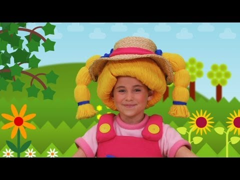 Mary, Mary, Quite Contrary (HD) - Mother Goose Club Songs for Children