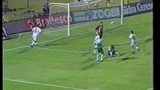 VASCO CAMPEÃO MERCOSUL 2000 Palmeiras 3x4 Vasco Mercosul 2000 Final