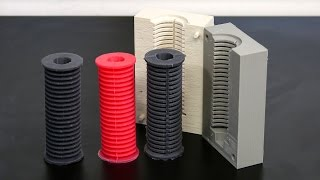 MakerBot Learning | Post-Processing: Silicone Molding 2