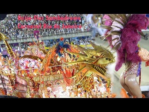 Carnaval  Rio de Janeiro desfile Beija Flor