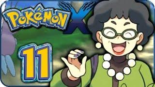 Let's Play Pokémon X Part 11: Route 6