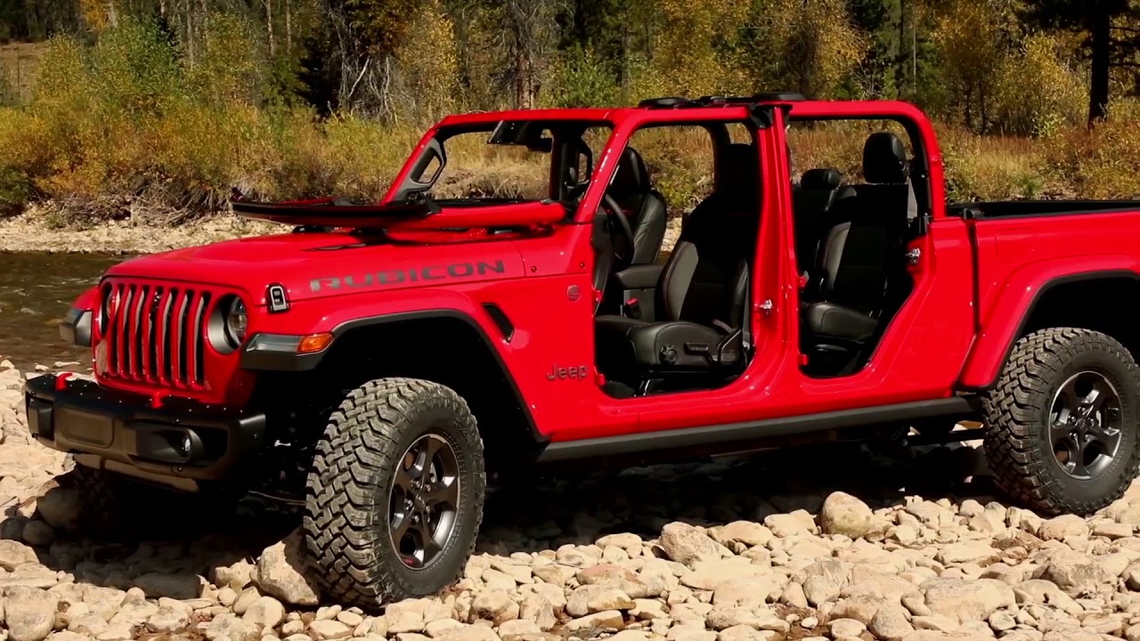 2020 Jeep Gladiator Jl Truck 10 Things You Need To Know