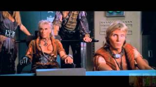 Star Trek II:The Wrath of Khan Battle in the Mutara Nebula:Kirk Taunts Khan 1/8