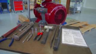 Simplicité de démontage d'un moteur à aimants permanents Dyneo® (Version courte)