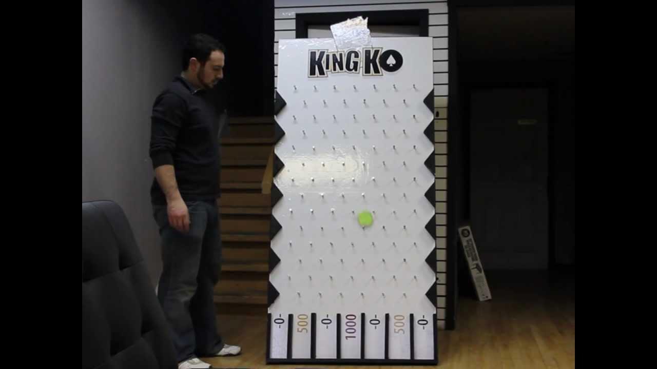 Plinko Rental From Stag King Youtube