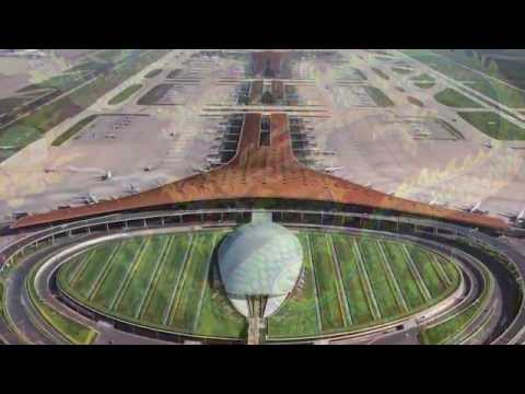 New International Airport for Mexico City by Foster + Partners and FR-EE