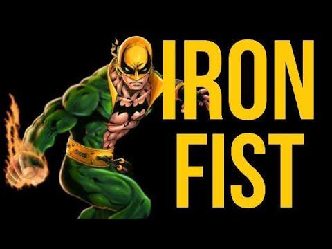marvels iron fist kinox