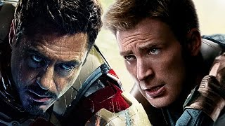 Robert Downey Jr Joining Captain America 3 To Spark A Civil War