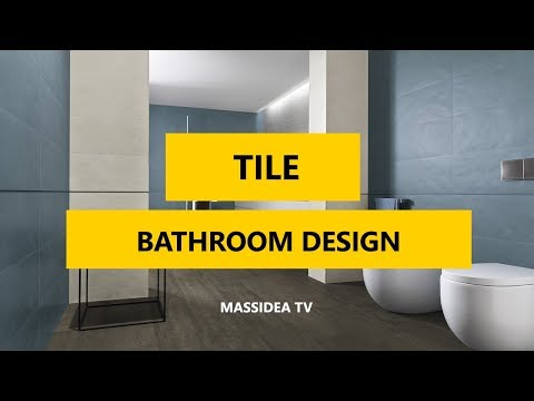 50+ Best Creative Tile Bathroom Photos Design Ideas 2018