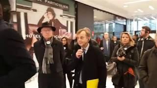 Metz nouveau centre commercial Muse