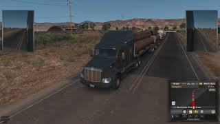 American Truck Simulator   Long Vehicle   Heavy Pipes