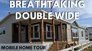 Breathtaking Mobile Home, 32x70 3 bed 2 bath Double Wide, The Addison by Winston Homebuilders
