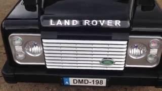 Land Rover Defender детский электромобиль в интернет-магазине Toys01(Land Rover Defender детский электромобиль в интернет-магазине Toys01., 2016-07-12T11:28:18.000Z)